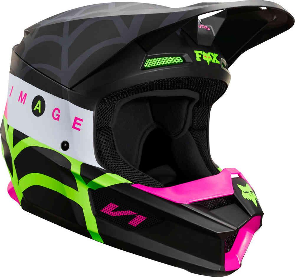 FOX Venin V2 Youth Motocross Helmet Image