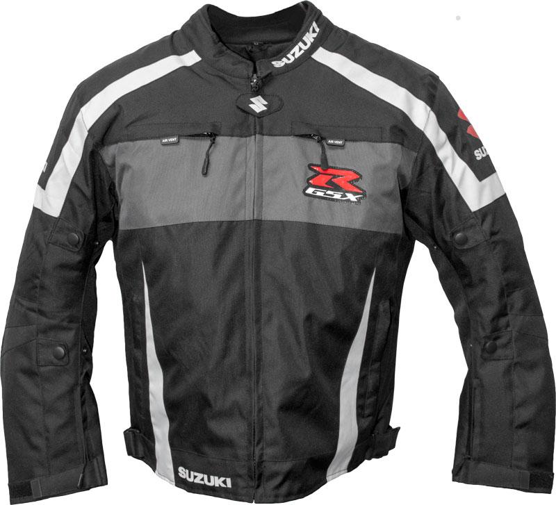 Textile Jacket - Suzuki Image