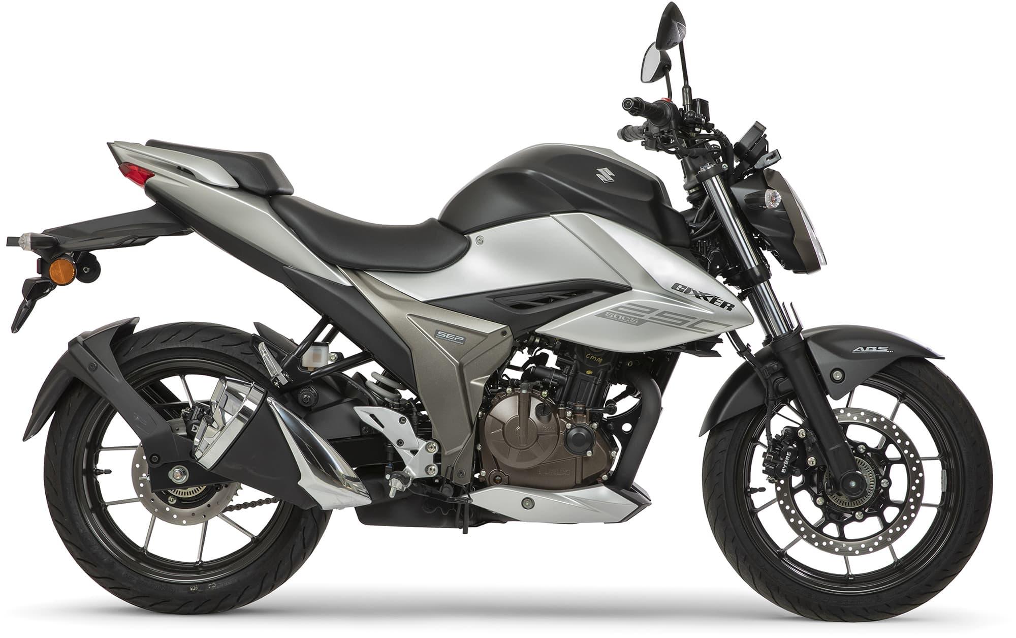 Suzuki GSX-250 Image