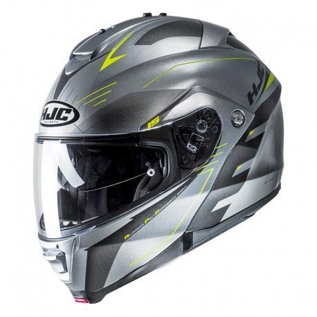 HJC IS-Max II Metal Flip-Up Helmet Image