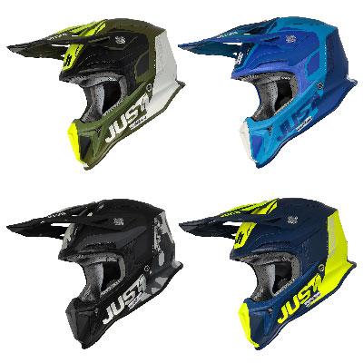 Just1 J18 Pulsar MIPS Motocross Helmet Image