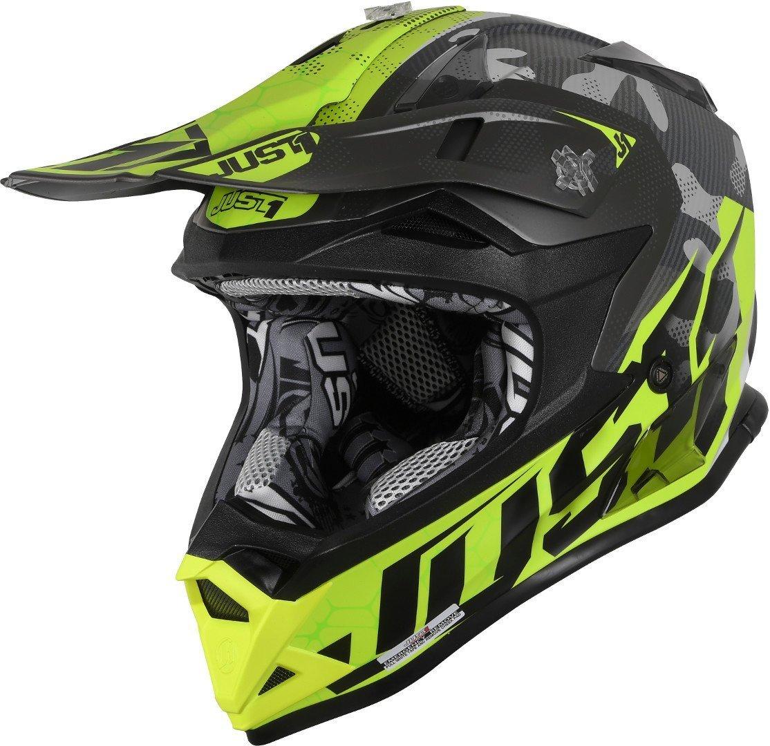 Just1 J32 Pro Swat Camo Youth Helmet Image