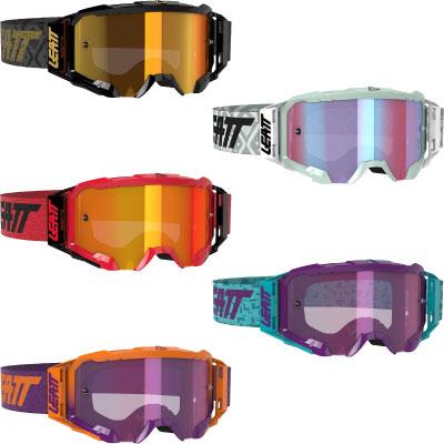 Leatt Velocity 5.5 Motocross Goggles Image