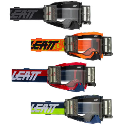 Leatt Velocity Goggle 5.5 Roll-off Image