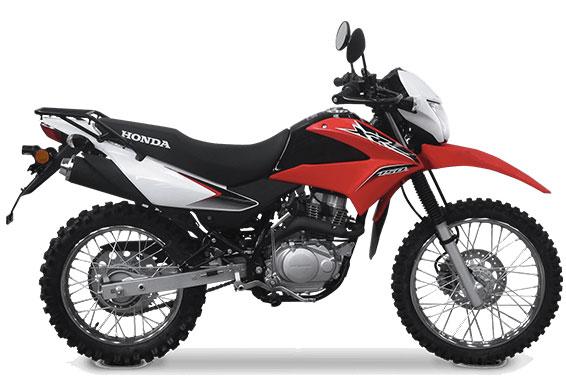 Honda XR150L Image