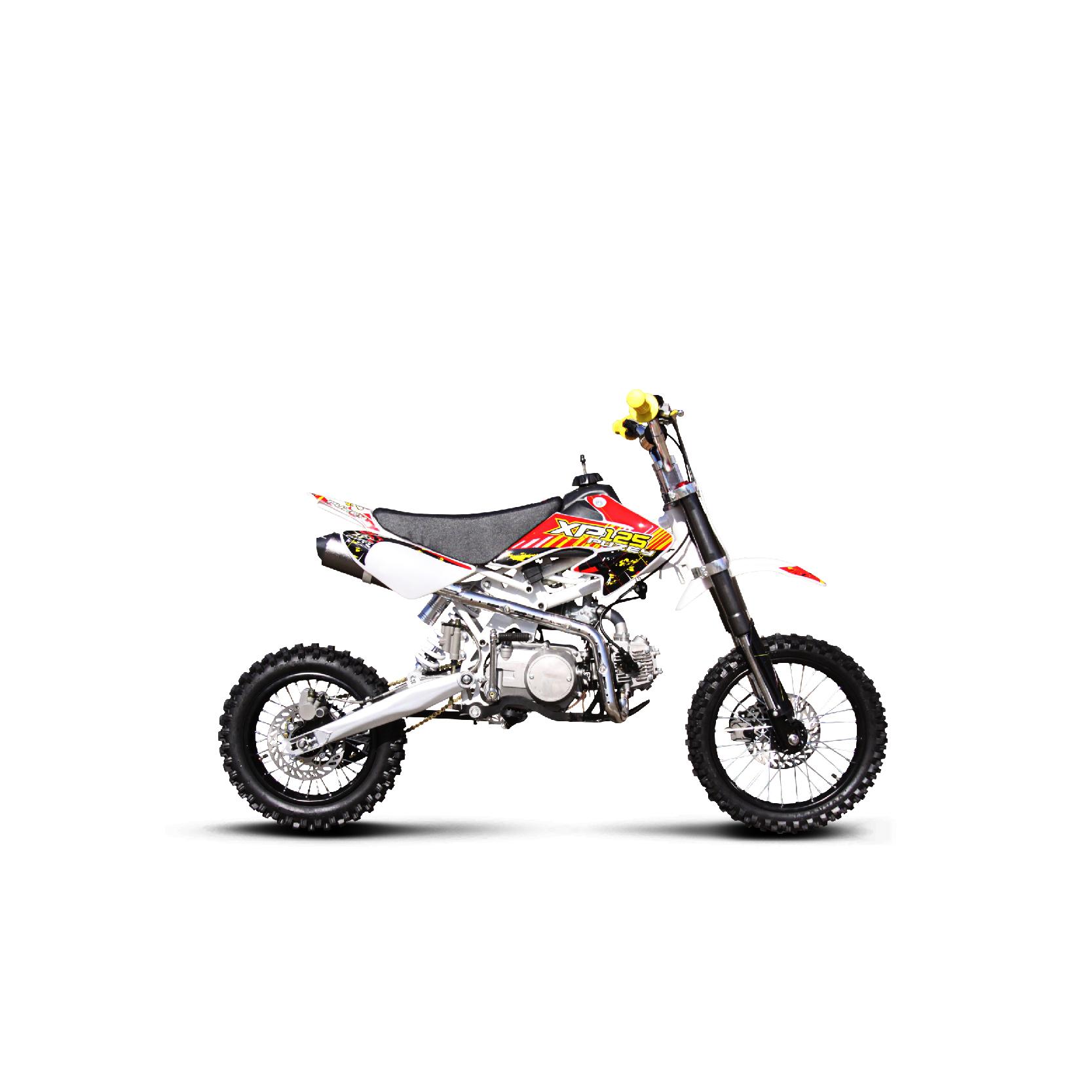 Puzey XP 125cc Image