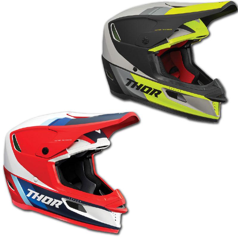 Thor Reflex Apex MIPS ECE Motocross Helmet Image