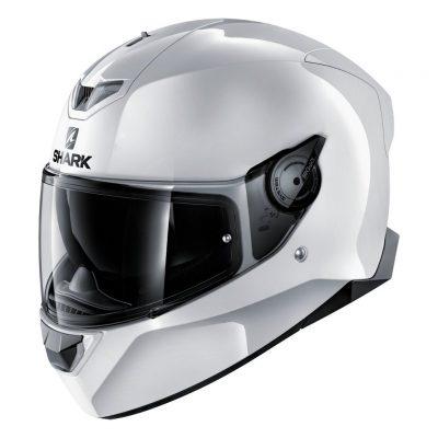 Shark Skwal2 Black White Helmet Image