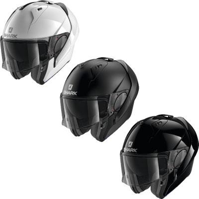 Shark Evo-ES Blank Helmet Image