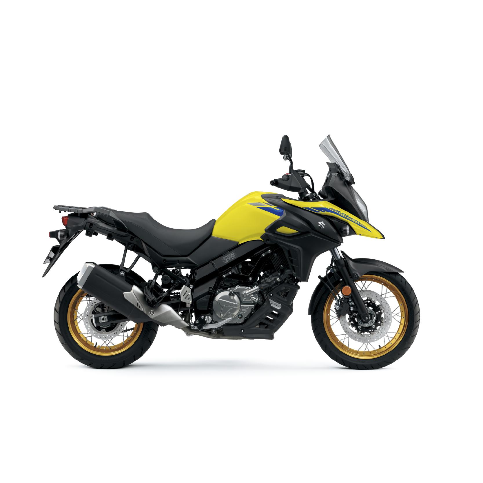 Suzuki adventure bikes
