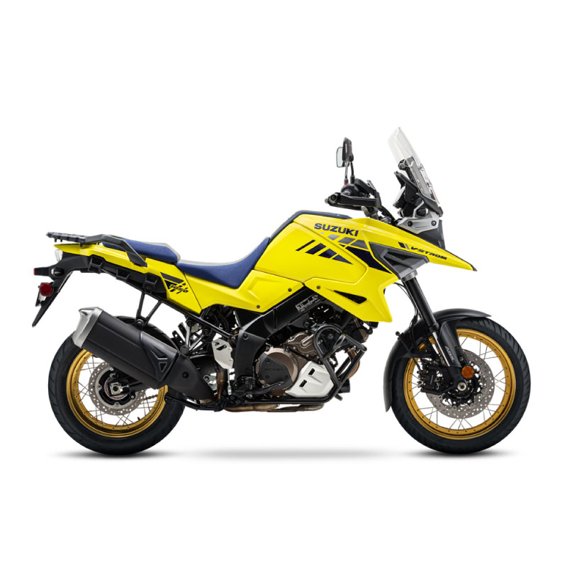 Suzuki DL1050RCMO Yellow & Blue Image
