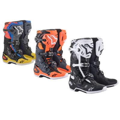 Alpinestars Tech 10 Boots Image