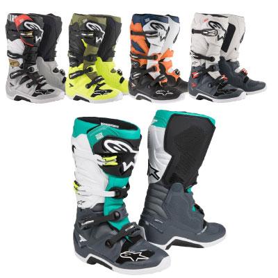 Alpinestars Tech 7 Boots Image