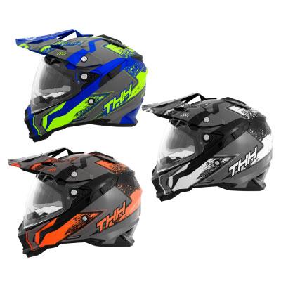 THH Adventure TX28 Helmet Image