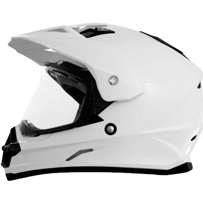 THH Adventure TX28 Helmet White Image