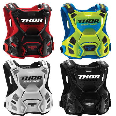 Thor Guardian MX Youth Chest Protector Image