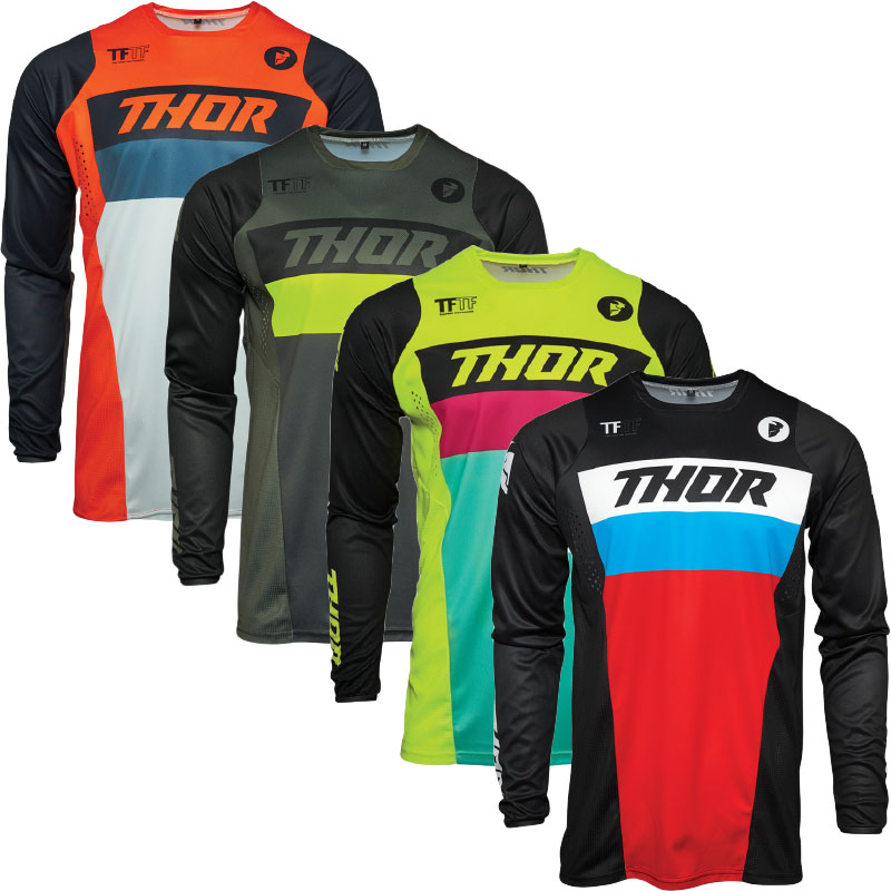 Thor Pulse Racer Jersey Image