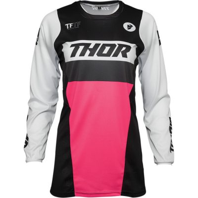Thor Pulse Ladies Racer Jersey Image