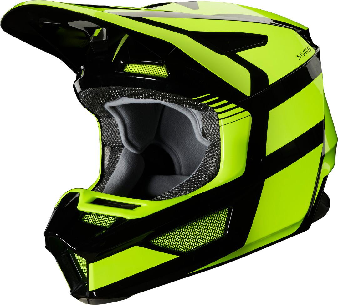 FOX V2 Hayl Motocross Helmet Image
