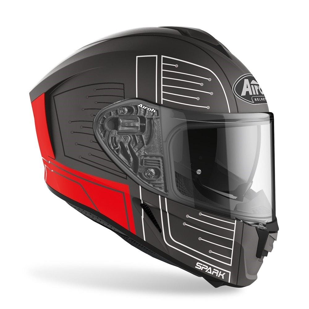 Airoh Spark Cyrcuit Helmet Image